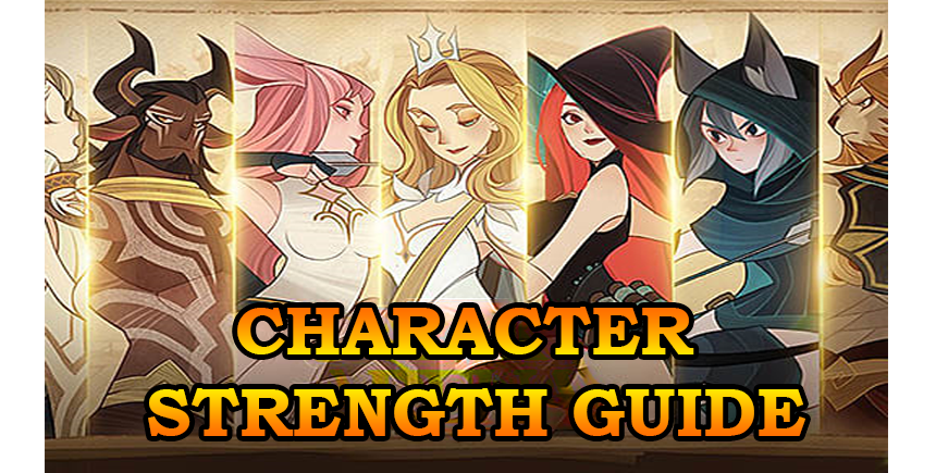 Character Strength: A Guide to Units in AFK Arena on PC