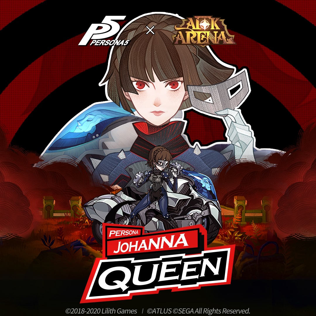AFK Arena x Persona 5 Collaboration – Two New Characters From Persona 5 Are Making Their Way to the Popular Idle RPG