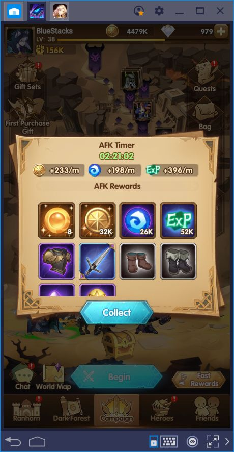 How AFK Grinding Games get Mobile Gaming Just Right