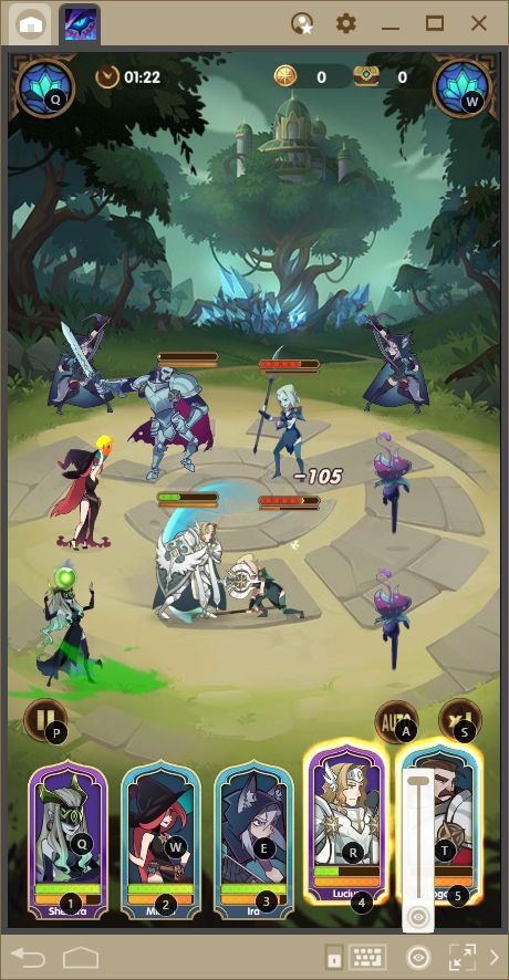 Take the Auto-Play in AFK Arena to the Next Level With BlueStacks