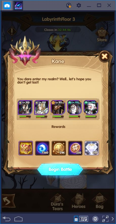 A Guide to Currencies in AFK Arena on PC