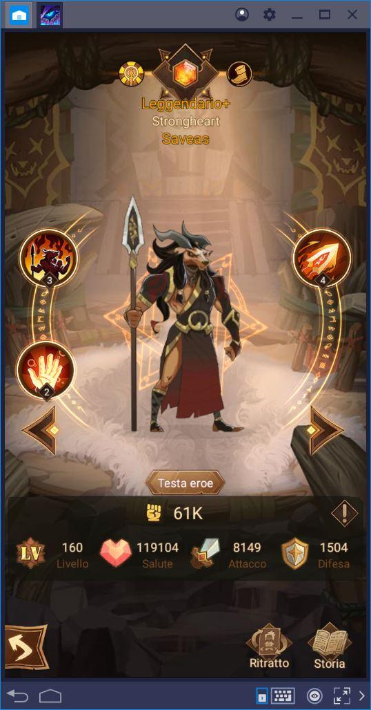 Introduzione a AFK Arena, l'action card game di Lilith Games