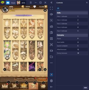 BlueStacks' Guide to AFK Arena's Morael, the Queen of Stars