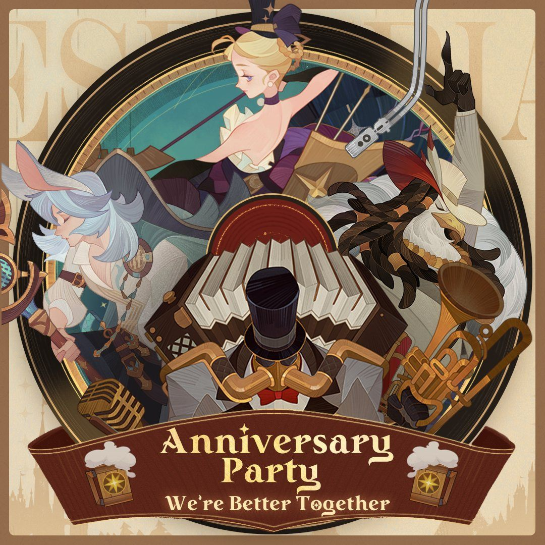AFK Arena – The 2nd Anniversary Party Explained