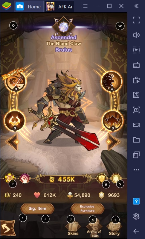 BlueStacks AFK Arena Hero Guide for PC and Android: The Five Best Maulers
