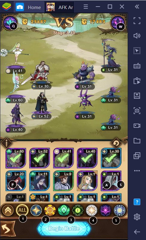 BlueStacks Guide to AFK Arena's Mortas, the Insidious