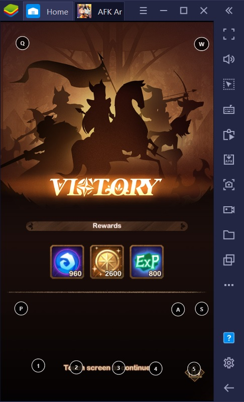 BlueStacks AFK Arena Gacha Guide for PC and Android: Go Wild with These Wilders