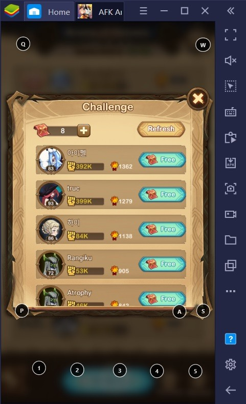AFK Arena on PC – Heroes of Esperia Event Guide