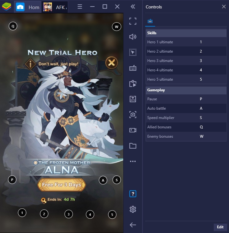 A Guide to AFK Arena's Midwinter Festivities 2020 Event by BlueStacks