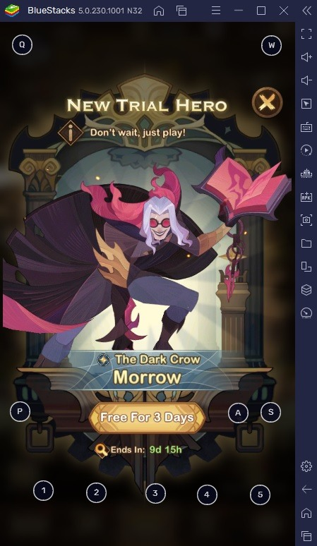 AFK Arena Morrow Guide by BlueStacks