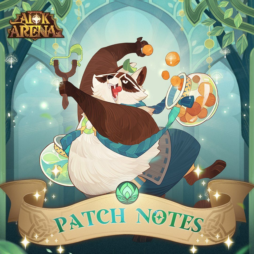 AFK Arena Update 1.61 Patch Notes – New Skins, New Content, New Chapter and More!