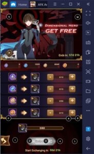BlueStacks Guide to AFK Arena's Queen, the Courageous Tactician