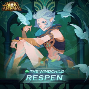AFK Arena to introduce new hero Respen in Patch 1.57