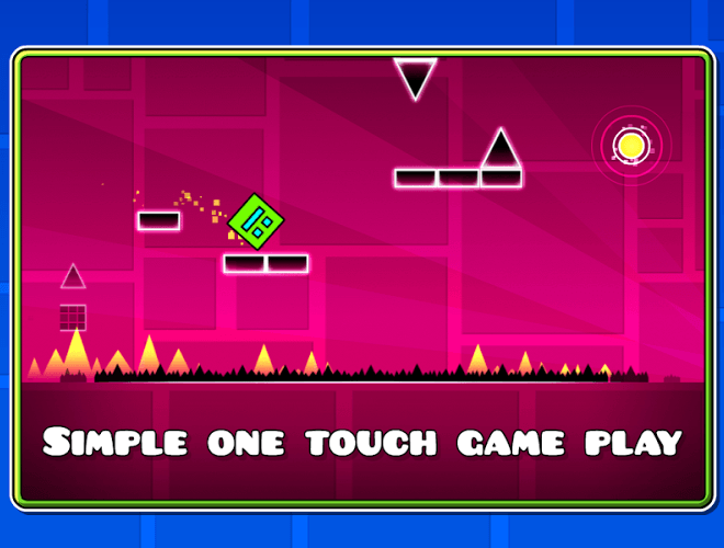 Играй Geometry Dash Lite На ПК 10