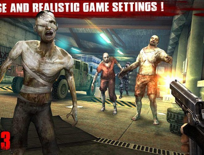 Play Zombie Frontier 3 on pc 12