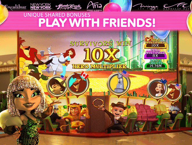 Play POP! Slots – Slots Free Casino on PC 13