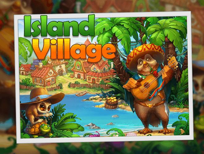 เล่น Island Village on pc 16