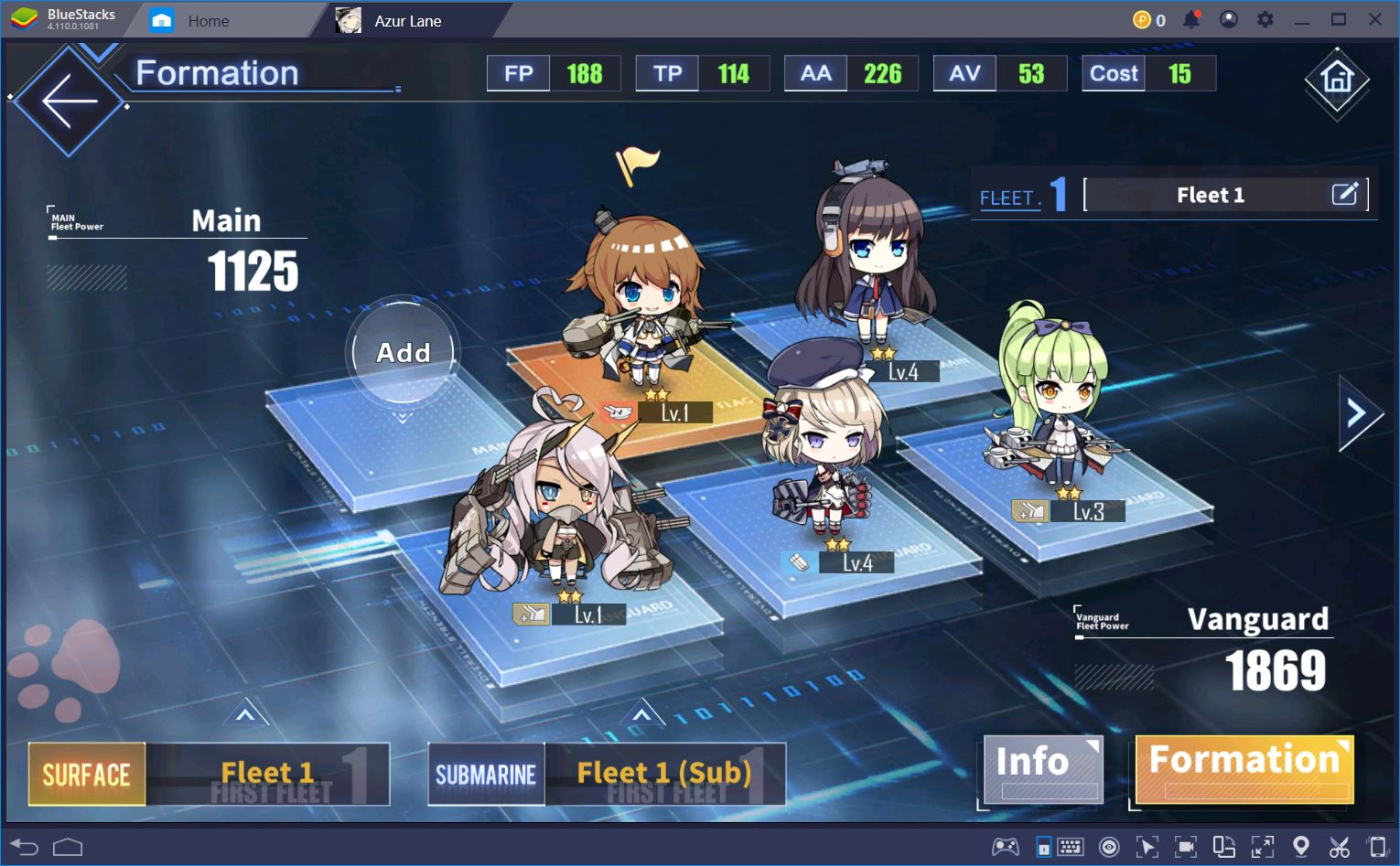 Azur Lane: The Starter Guide to Main and Auxiliary Guns