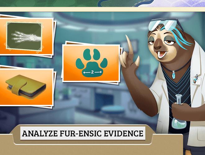 Play Zootopia Crime Files on PC 2