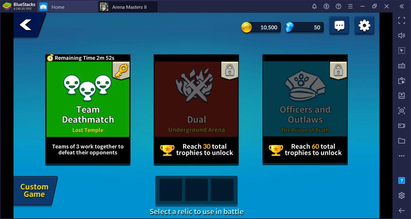 Arena Masters 2 – Mobile Game Baru Unik! PVP Battle Arena 3vs3 Bisa Dimainkan di PC Menggunakan BlueStacks
