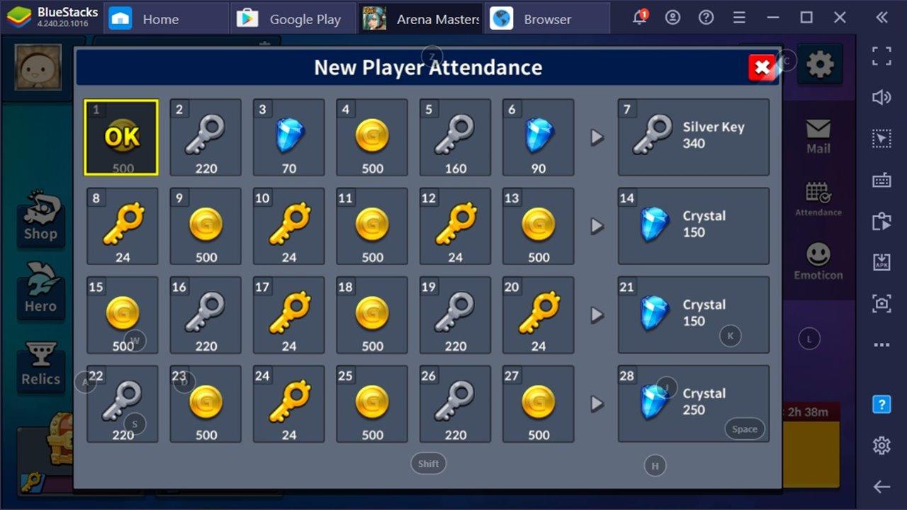 Kenali Fitur Game Arena Masters 2