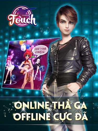 Chơi Touch Mobile on pc 20