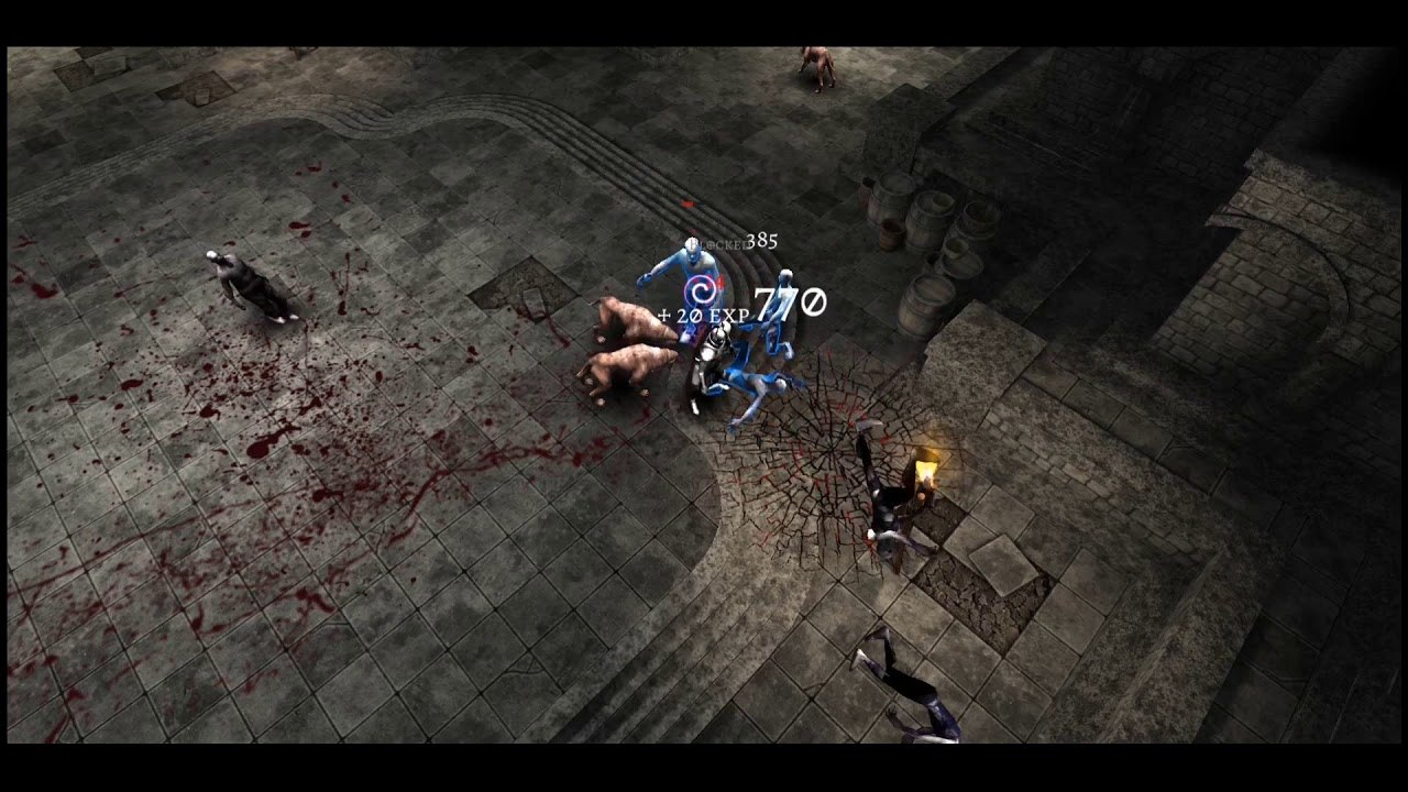 Top Android Games Like Diablo