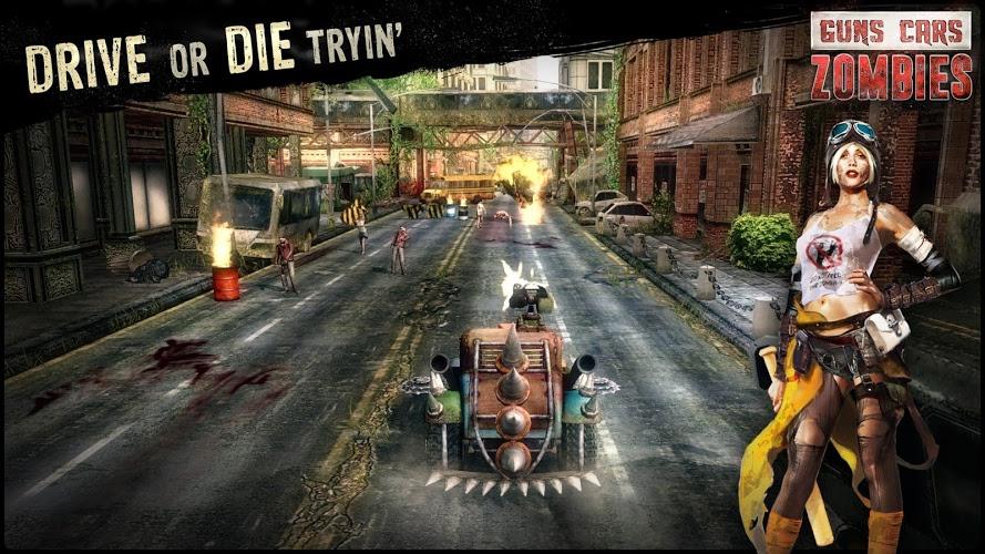 Играй Guns, Cars, Zombies На ПК 25