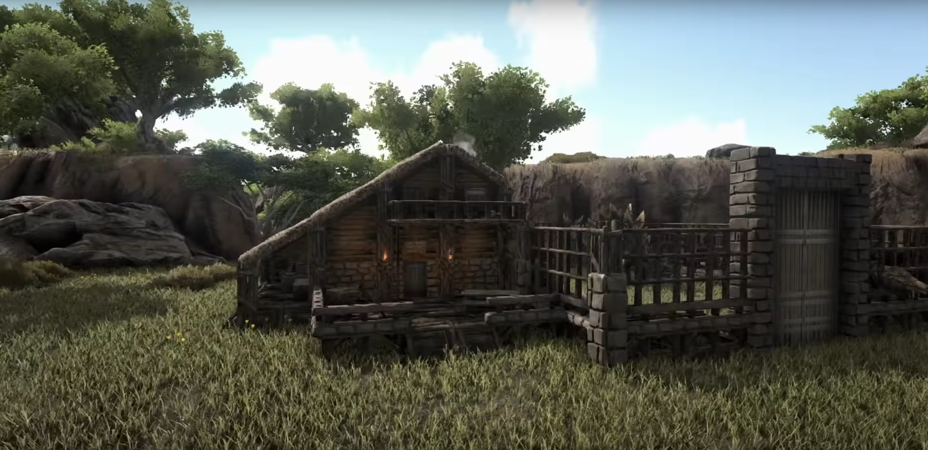 Ark: Survival Evolved – How to Upgrade Your Base