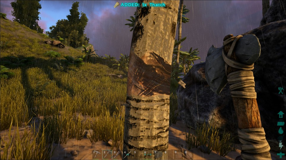 Ark: Survival Evolved - Where to Get Raw Resources
