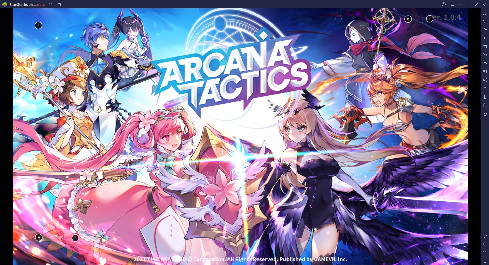 แนวทางการเล่น Arcana Tactics สำหรับผู้เล่นใหม่