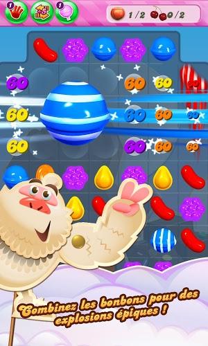 Jouez à  Candy Crush sur PC 4