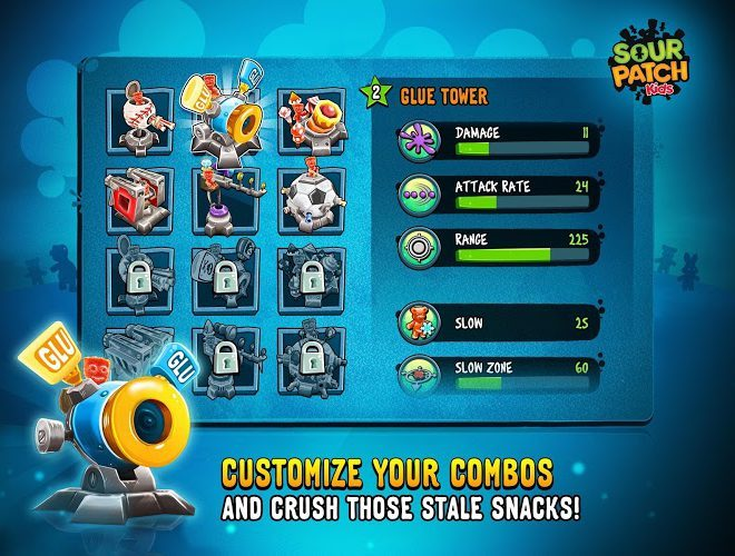 Play Sour Patch Kids: Candy Defense on PC 10