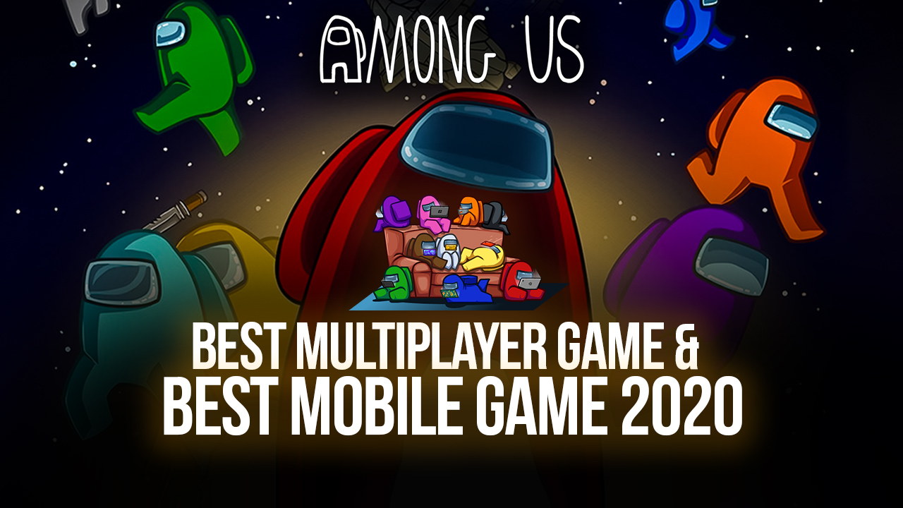 """在2020年的遊戲大獎中《Among Us》獲得了 """"最佳多人遊戲獎""""和""""最佳手遊獎"""""""