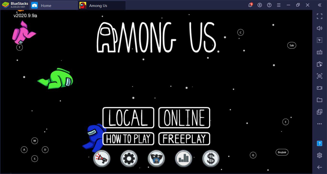 Among Us – Her Oyunu Kazanmak İçin Kullanabileceğiniz BlueStacks İpuçları