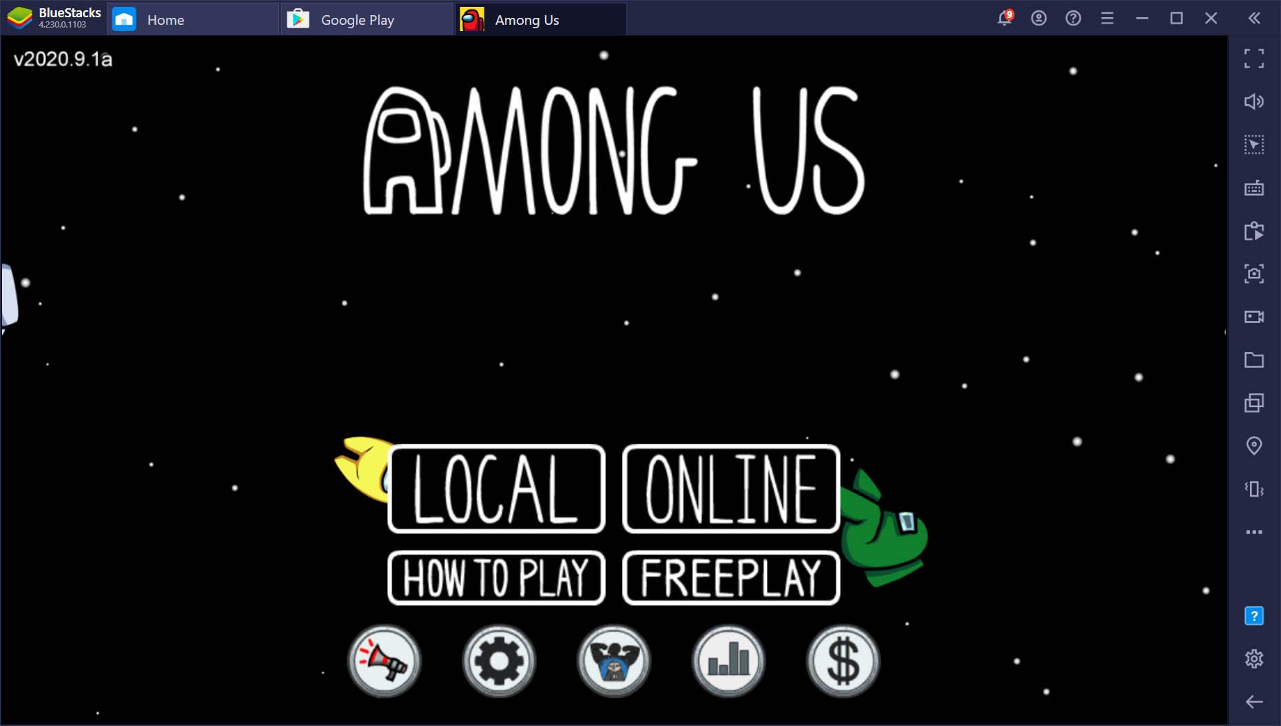 Among Us auf dem PC – Anfängerleitfaden: So spielst du mit BlueStacks auf deinem PC