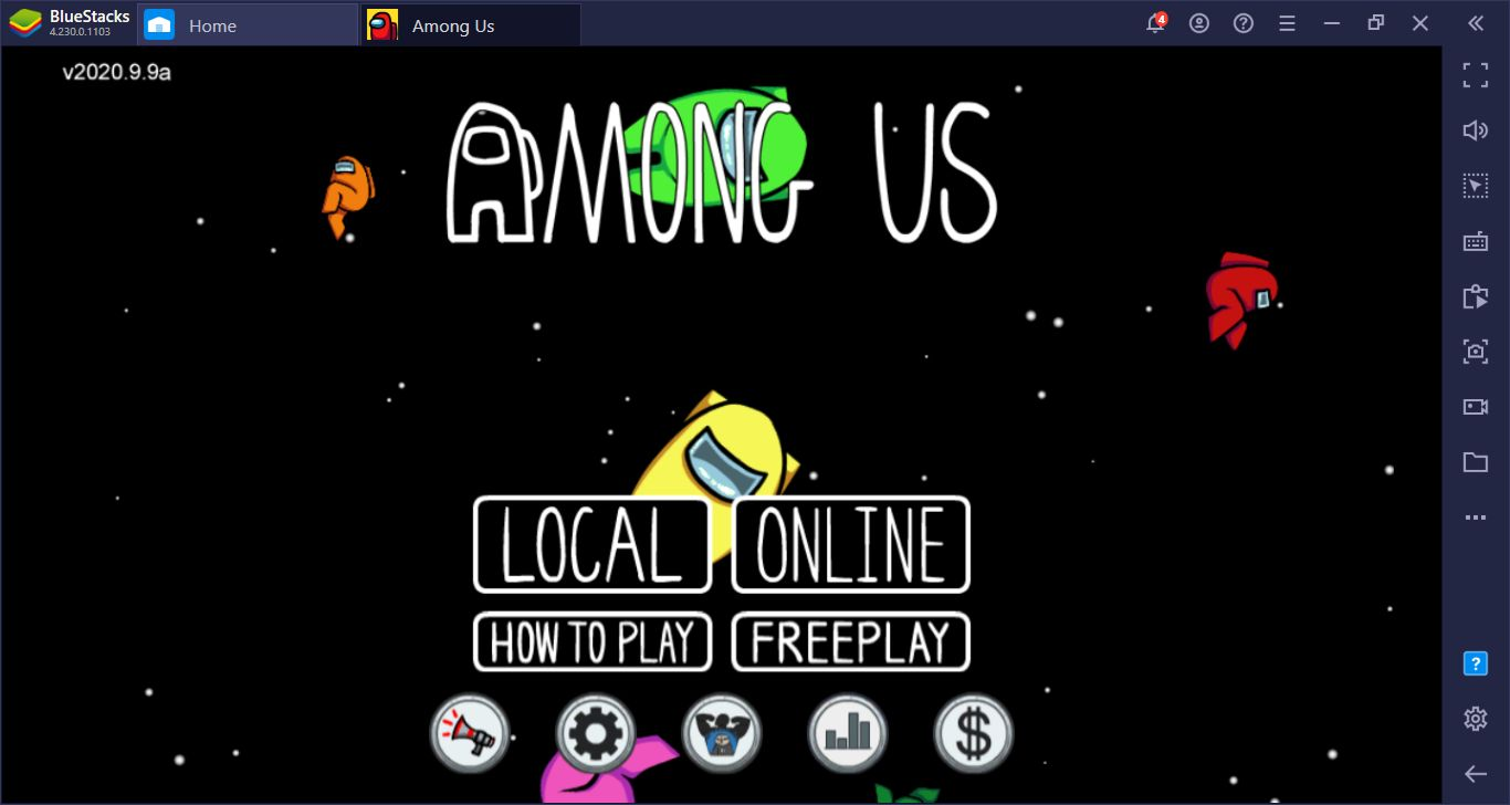 Among Us, Ücretsiz Olarak BlueStacks İle Bilgisayarınızda Nasıl Oynanır?