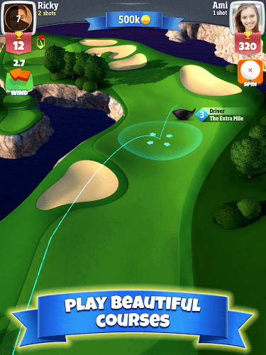 Play Golf Clash on PC 8