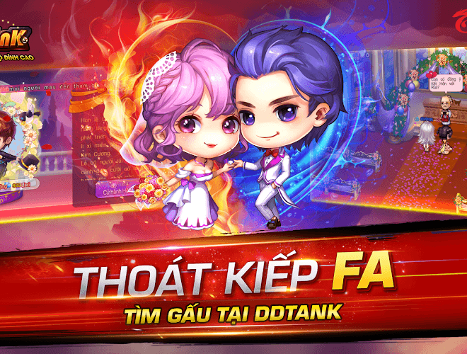 Chơi Garena DDTank on PC 4