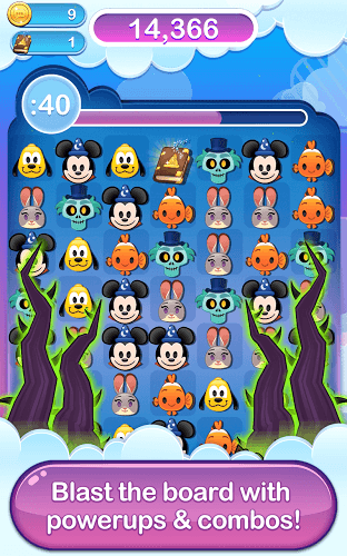 Chơi Disney Emoji Blitz on PC 15