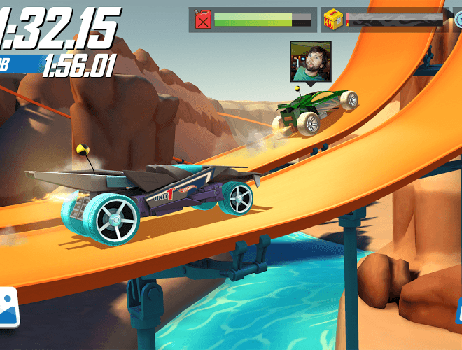 Играй Hot Wheels: Race Off На ПК 5