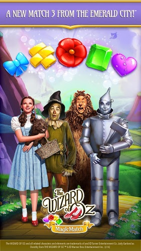 Play Wizard of Oz: Magic Match on PC 3