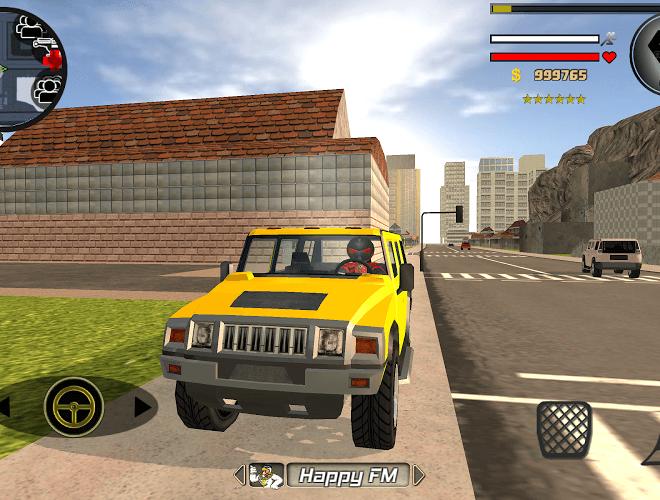 Play Stickman Rope Hero on PC 4