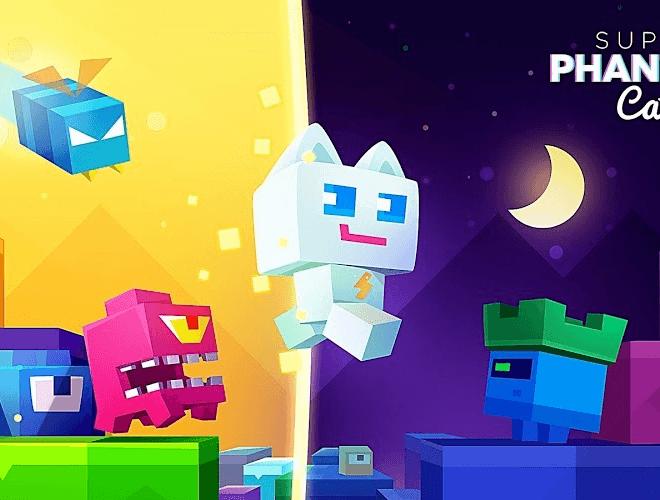 Играй Super Phantom Cat На ПК 7