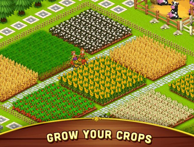 เล่น ฟาร์มขนาดใหญ่เล็ก ๆ น้อย ๆ on PC 18