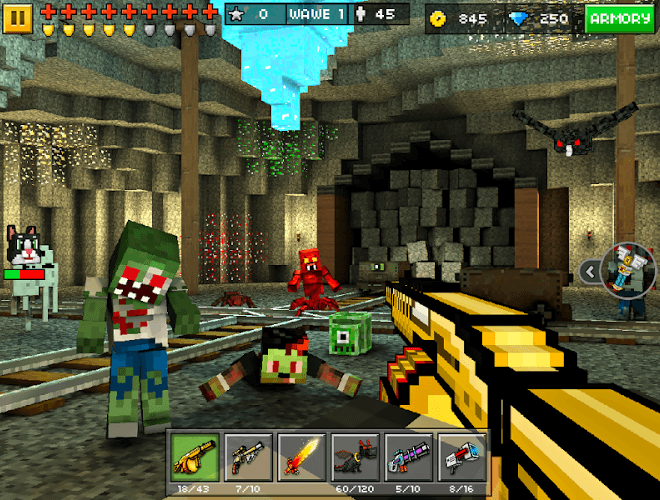 Play Pixel Gun 3D on PC 10