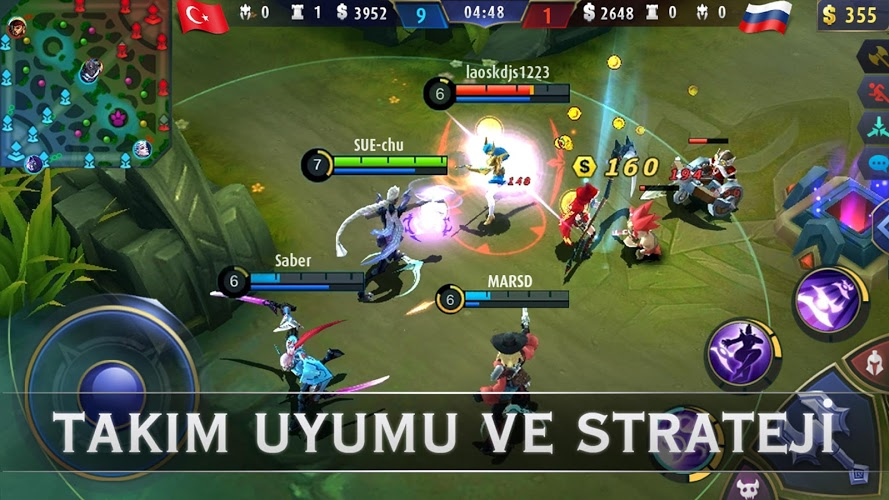 Mobile Legends: Bang bang İndirin ve PC'de Oynayın 6