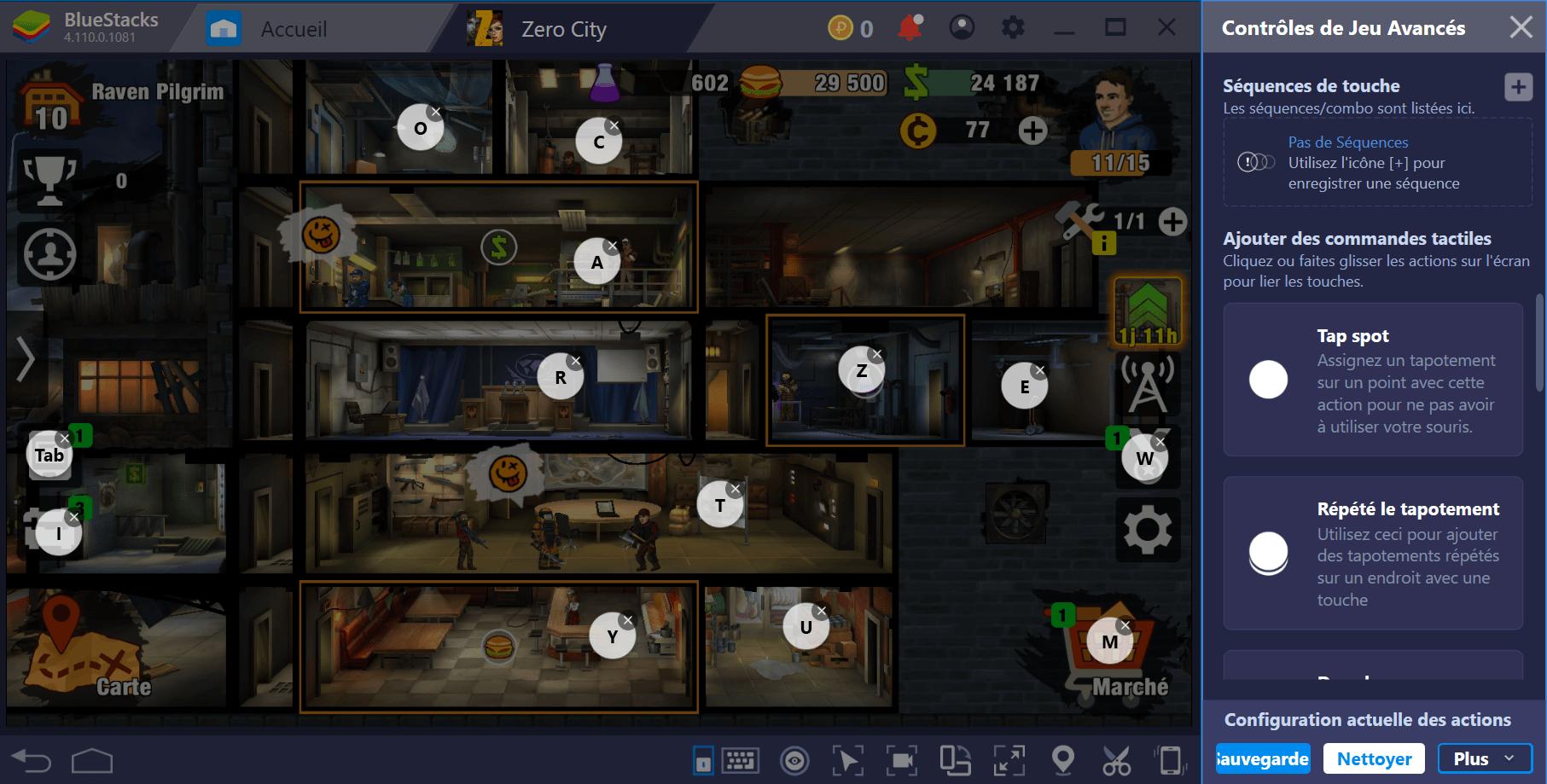 Affrontez les zombies de l'apocalypse dans Zero City avec BlueStacks