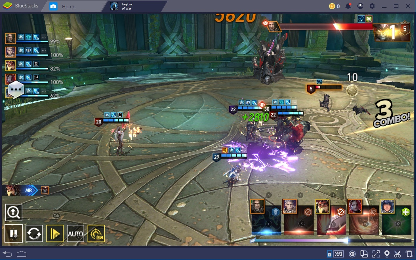 Aion: Legions of War – Battle Tips and Tricks