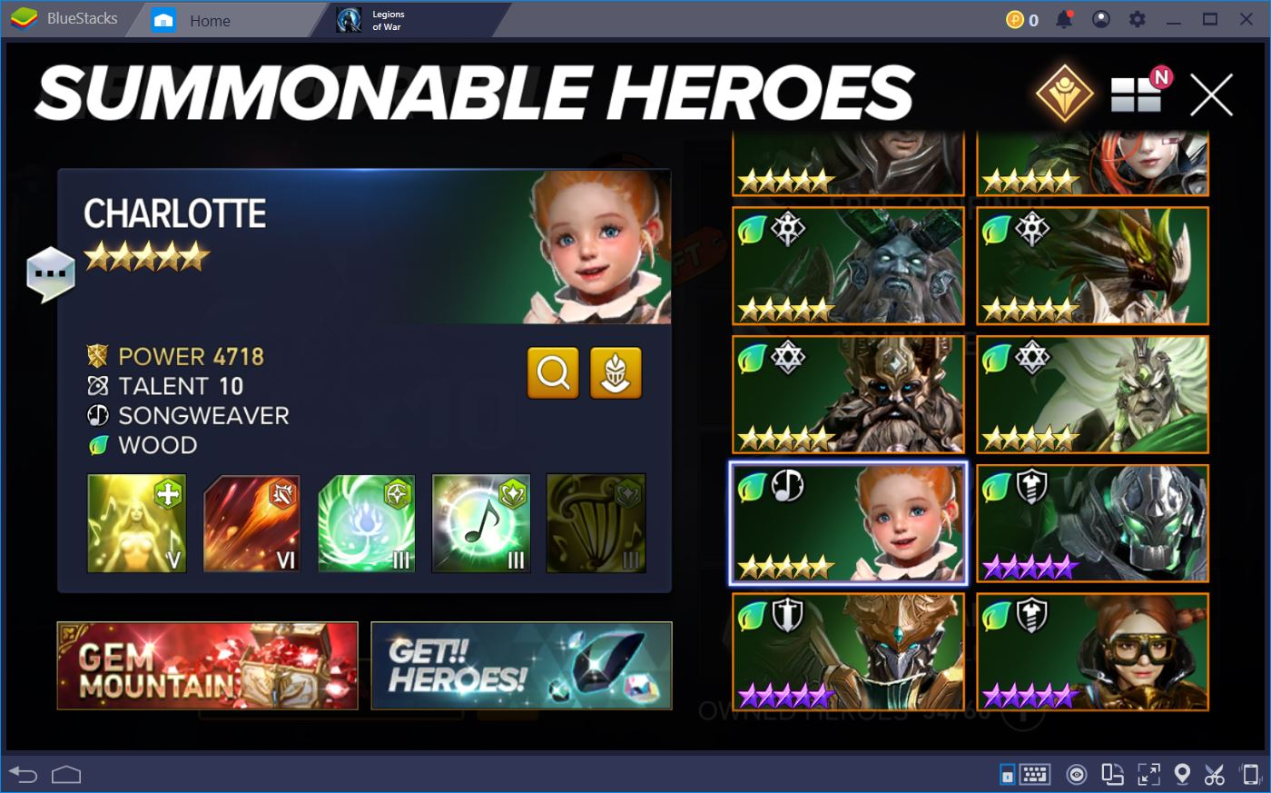 Aion: Legions of War  – Best Heroes Guide